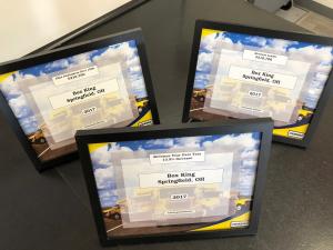 Elite Performance Awards from Penske Truck Rental